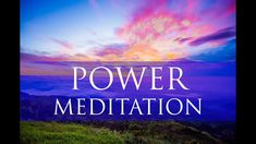 Morning Power Meditation For Grounding: Healing & Raising Positive Vibra...