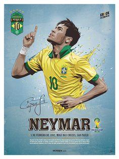 Neymar of Brazil wallpaper. Football Fever, Football Art, Neymar Football, Fifa, Real Madrid Atletico, Neymar Jr Wallpapers, Cycling Art, Cycling Quotes, Cycling Jerseys