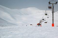 snowboarding :) (Alborz Mountains, Iran)