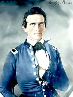 """""""Stonewall"""" Jackson as a Lieutenant in the U. Army during the Mexican War, stand Jackson.like a STONEWALL Mexican American War, American Civil War, American History, Asian American, Japanese American, American Actors Male, 3d Foto, Stonewall Jackson, Civil War Photos"""