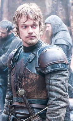 POOR THEON GREYJOY ~ I FEEL SORRY FOR HIM, EVEN THOUGH HE BETRAYED THE STARKS...