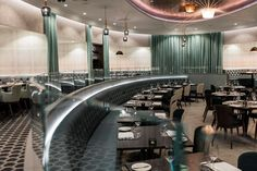 Free-Flowing Lunch at M Victoria Street, London | Alajode
