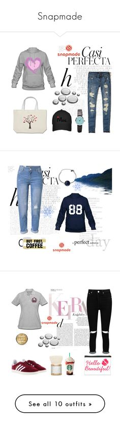 """""""Snapmade"""" by meriiiii ❤ liked on Polyvore featuring Whiteley, Hollister Co., WithChic, Boohoo, adidas, Mariah Carey, Levi's, Puma, vintage and Victoria's Secret"""
