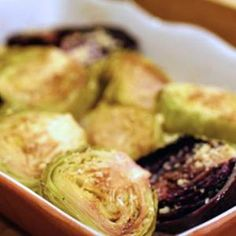 Roasted Baby Cabbage from The Kitchn, found @Edamam!