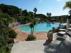 - Blue Lagoon Cafe and Bar  Parque da Floresta Santo Antonio Golf Resort. Salema, Algarve, Portugal   http://www.parquedaflorestagolfhouse.com