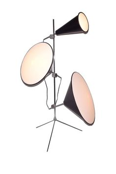 The Diffuser Lamp - Black by Control Brand on @HauteLook