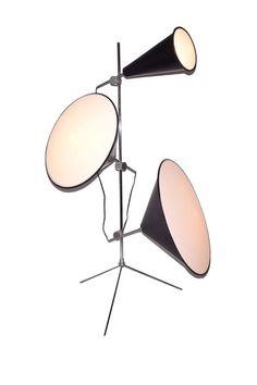 The Diffuser Lamp - Black on HauteLook