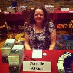 2014 RWA Literacy Signing in San Antonio, USA