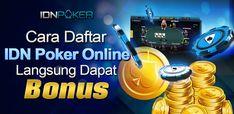 Anda membutuhkan akun IDN Poker terbaru? Namun anda menginginkan proses Daftar IDN Poker yang mudah dilakukan dan tanpa ribet? Poker Online