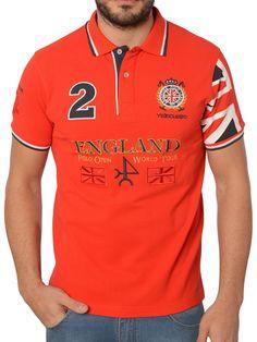 Valecuatro ® Poloshirt Inglaterra
