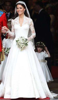 『Royal Wedding』ウェディングドレス