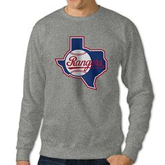 101Dog Texas Ranger Baseball Mens Pullover-sweaters XX-Large Ash -- Learn more by visiting the image link.