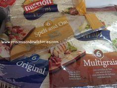 Princess and Owl stories: Trucos de madre: Sello de calidad: Mission Wraps + receta con Camem...