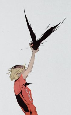 Kenma Kozume, Kuroken, Manga Haikyuu, Haikyuu Fanart, Comic Anime, Manga Anime, Fanarts Anime, Anime Characters, Hinata