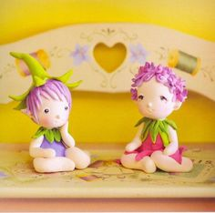 pinterest fairies crafts polymer clay | elf doll making polymer clay patterns clay fairy hors