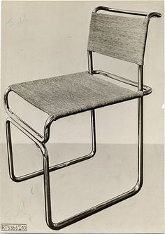 1928 marcel breuer folding chair | space saving and transforming