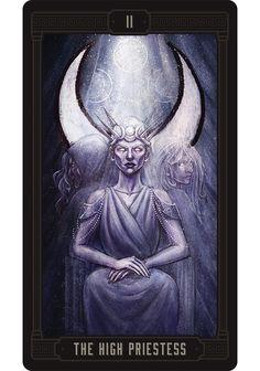 II. THE HIGH PRIESTESS || HECATE (4/22) (Patreon)