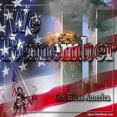 We remember 9/11