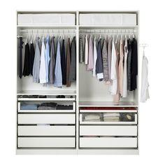 PAX Wardrobe - - - IKEA