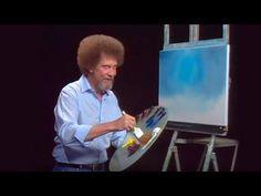 Bob Ross - Frosty Winter Morn (Season 23 Episode 1) - YouTube