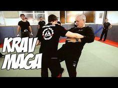 Krav Maga - Les techniques de base - Niveau 1 - Programme Ceinture Jaune - DVD 261.wmv - YouTube