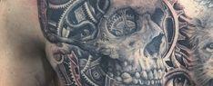 Mechanic Tattoos For Men