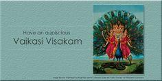 Vaikasi Visakam, Vaikasi Visakam Rituals, Birth of Lord Muruga,Vaikasi Visakam festival  for more details download PureprayerApp