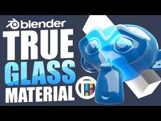 Today, I create a simple realistic glass material - and shed some light on how to get an actual transparent glass shader in Blender Eevee !