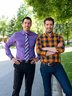 See how Jonathan and Drew transform a brand new batch of properties to get them ready for sale. Flip through photos of their most amazing fixes. From the experts at HGTV.com.