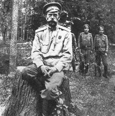 4. Abdication of the Tsar Nikolas ii