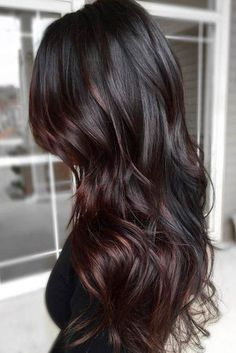 Adorable Dark Chocolate Ombre Tones 2