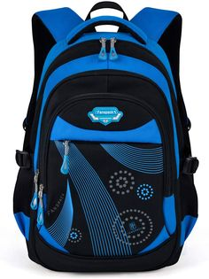Fanspack Cartable Garcon 2019 Nouveau Sac College Garcon Sac Ecole Garcon Sac a Dos College Garcon en Nylon Best Backpacks For School, New School Bags, School Bags For Boys, Boys Backpacks, Sac College, Nylons, Waterproof School Backpack, Backpack Reviews, Backpack Straps