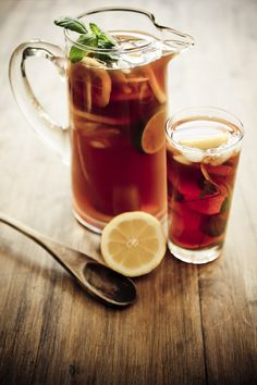 America's love affair with iced tea dates back to the 1904 World's Fair. Today, over 80 percent of tea consumed in the U.S. is served iced.