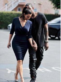 16 momentos en que Kim Kardashian y Kanye West fueron la pareja que todos queremos ser