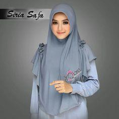 THE MUSLIMAH Cara Hijab, Hijab Niqab, Casual Hijab Outfit, Hijab Dress, Niqab Fashion, Muslim Fashion, Instant Hijab, Hijab Tutorial, Daily Dress