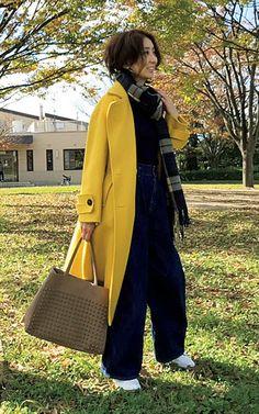 Fashion Pants, Love Fashion, Plus Size Fashion, Autumn Fashion, Womens Fashion, Japanese Fashion, Simple Style, Travel Style, Duster Coat