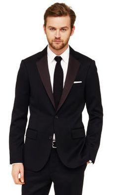 Grant Tuxedo Jacket - Club Monaco Suit Jackets - Club Monaco