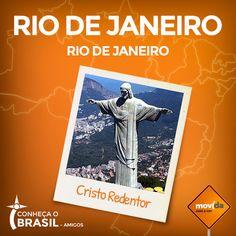 Com praias deslumbrantes e montanhas espetaculares e com samba e bossa nova como trilha sonora, é fácil se apaixonar pelo Rio de Janeiro.  Que tal alugar o carro na #MovidaRentACar e passar o final de semana no Rio?
