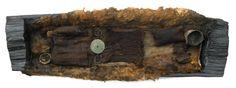 Udenlandsk uld var bronzealderens high fashion - Nationalmuseet