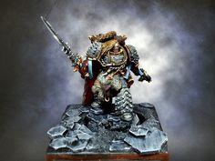 Leman Russ - Vlka Fenryka - Horus Heresy Space Wolves