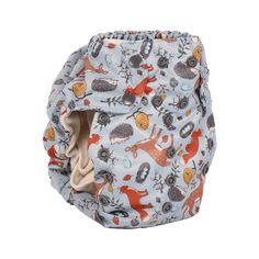 Smart Bottoms Smart one organic cotton all in one diaper made in USA is an easy to use, high quality organic all-in-one cloth diaper. 35 Pounds, Wet Bag, Forest Friends, 3 In One, Cloth Diapers, Baby Car Seats, Organic Cotton, Little Girls, Girl Outfits