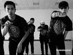 ian eastwood brian puspos. love them dancing