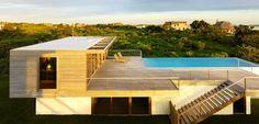 Морской пейзаж |  Stelle Lomont Rouhani Архитекторы |  Archinect