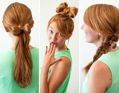 3 New Ways to Add Hair Bows to Your 'Do | Brit + Co