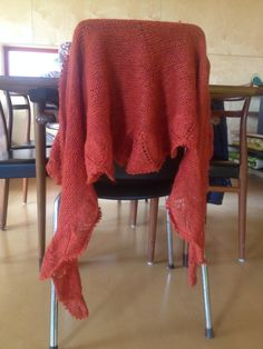 Orange scarf - Xmas present from my mum to me in 2014 :0)