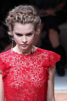 Josephine Skriver, Valentino S/S 2012
