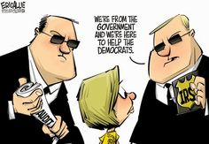 The Growing Popularity of Conservative Political Cartoons