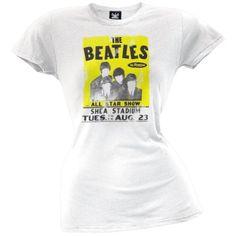 The Beatles-de estadio de karité Juniors Camiseta #regalo #arte #geek #camiseta