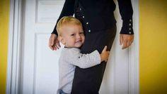 Poser des limites à un enfant de moins de deux ans