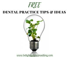 Free Monthly Tips and Ideas to Grow Your Dental Practice from Dental Coach, Betty Hayden Give Kids A Smile, Dental Practice Management, Dental Videos, Dental Hygiene, Children's Dental, Dental Health Month, Free Dental, Meet The Team, Dentistry
